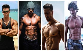 Top Bollywood Actors with good Physique