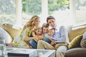 Justin Trudeau family
