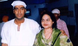 ajay devgan mother