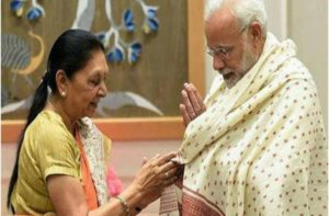 Anandiben Patel photos