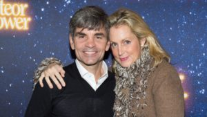 Ali Wentworth with husband