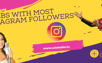 Celebrities with most followers